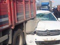 Kocaeli'de zincirleme trafik kazası