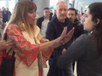 Havalimanında hakaret olayında Başsavcılık harekete geçti