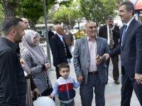 Mamak Belediye Başkanı Köse Parkları inceledi