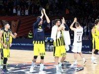Fenerbahçe Beko, THY Avrupa Ligi Dörtlü Finali 4'üncü tamamladı