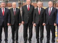 Samsun'da liderler karesinde Meral Akşener neden yoktu?