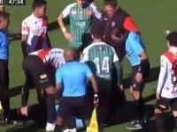 Bolivya'da hakem maç sırasında kalp krizi geçirerek öldü