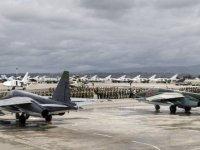 Rus üssüne saldırı