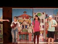 Yenimahalle'de eğitici tiyatro