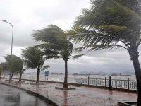 Meteorolojiden fırtına ve kuvvetli rüzgar uyarısı