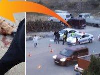 Trafikte tartıştığı kişiyi tabancayla vurarak öldürdü