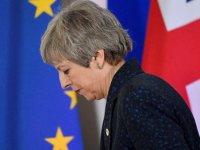 Dünyayı sarsacak iddia: Yarın duyuracak İngiltere Başbakanı Theresa May istifamı edecek