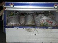 Van'da yakalandılar: Tam 5 buçuk ton ele geçirildi...