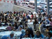 Karşıyaka'da Ramazan huzuru