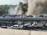 Hindistan'da eğitim merkezinde yangın: 15 ölü