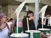 Özbeklerin ramazan tatlısı 'Nişalda'
