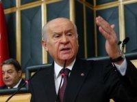 MHP lideri Bahçeli'den Kürdistan ve İsmail Küçükkaya tepkisi