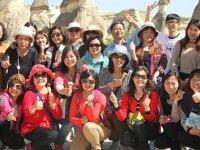 Turist sayısı 400 bine çıkınca Çince'ye ilgi rekor düzeyde arttı