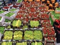 Başkentlilerin en çok tükettiği sebze ve meyve