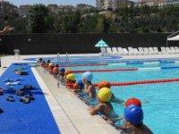 Yüzme havuzları yaza hazır
