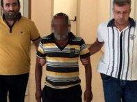 Suç makinesi Manisa'da yakalandı