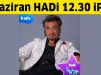 20 Haziran HADİ 12.30 ipucu: Yeni bir projede rol almak için Amerika'da bulunan ve geçtiğimiz günlerde Al Pacino ile bir araya gelen ünlü oyuncu kimdir?
