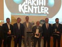 Tarihi Kentler Birliğinden iki ödül