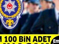 Emniyet Genel Müdürlüğü 100 bin adet kravat satın alacak
