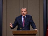 Erdoğan'dan Boris Johnson açıklaması