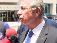 Mansur Yavaş: Yetki belediye başkanında