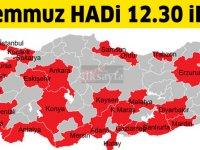 19 Temmuz HADİ ipucu 12:30 sorusu: Türkiye'de kaç Büyükşehir var?