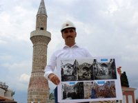 'Kesik Minare' Camii, minaresiyle kalacak