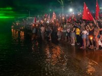 """KKTC'de """"20 Temmuz Barış ve Özgürlük Bayramı"""""""