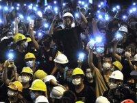 Hong Kong'da Çin'e iade tasarısına karşı protestolar hız kesmiyor