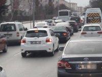 Ankara'daki araç sayısı belli oldu