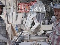 Ankara'daki mermercilerin tozlu mesasisi
