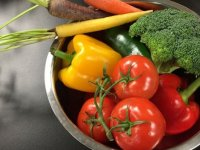 'Meyve ve sebzeleri pestisitten arındırmak için karbonatlı su'