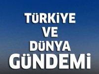 Türkiye ve dünya gündemi 21 Ağustos 2019