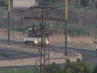 Mardin'den görüntülendiler: 3 kamyonette 50 terörist