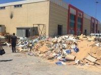 Kahramankazan Belediyesi zabıtası fabrika, iş yeri ve araçlara karşı denetimleri sürdürüyor