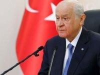 MHP lideri Bahçeli: Hükümete desteğimiz tamdır