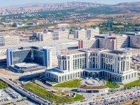 """Ankara Bilkent Şehir Hastanesi """"En İyi Sağlık Tesisi Projesi"""" ödülünü aldı"""