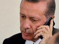 Cumhurbaşkanı Erdoğan Merkel ile telefonla görüştü