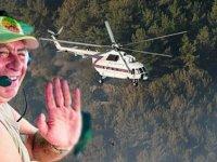 İzmir yangınında da görev yapmıştı: Kahraman pilottan acı haber