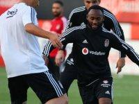 N'Koudou, Beşiktaş'ta ilk antrenmanına çıktı
