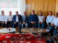 Ankara'daki AK Parti'li eski belediye başkanları Bala'da bir araya geldi