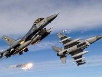Savaş uçakları Zap bölgesini vurdu: PKK'ya darbe üstüne darbe