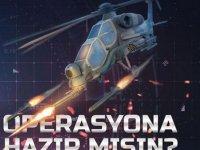 Türkiye'nin gururu Atak, mobil oyun oldu