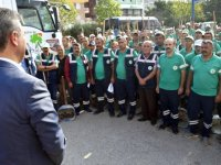 Mamak Belediyesi her hafta sonu bir mahallede topyekün hizmet harekâtı başlattı