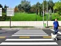 Anıt Mahallesi Anıt Caddesi ve Gençlik Caddesi yenilendi