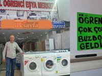 Ankara'da ikinci el eşyanın adresi: İtfaiye Meydanı