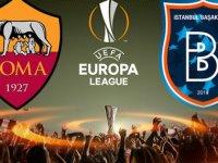 Başakşehir, Roma'ya 4-0 mağlup oldu