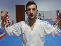 Avrupa şampiyonu Murat Öz olimpiyatlar için çalışıyor