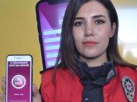 'İmdat butonu' TEKNOFEST'te kadınlara tanıtıldı