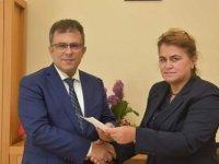 MHP'li Taşköprü Belediye Başkanı Abdullah Çatal maaşını TSK'ya bağışladı